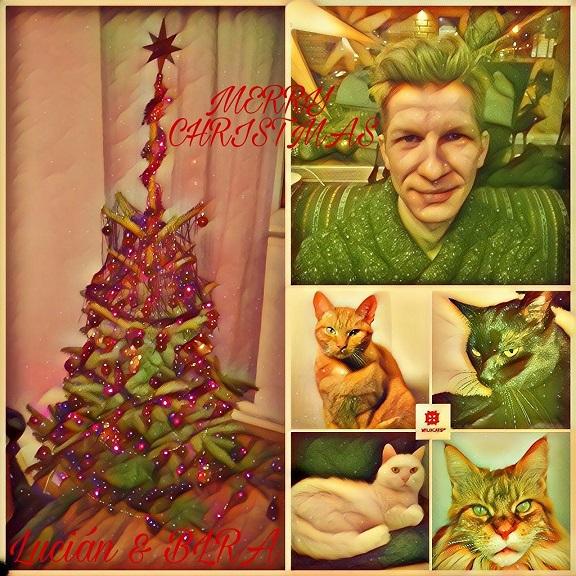 vianočná karta
