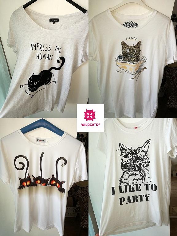 Oblečenie inšpirované mačkami III