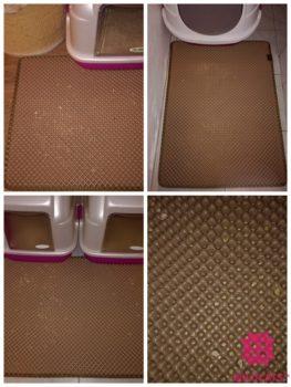 PREDSTAVUJEME: Dokonalé predložky pred mačaciu toaletu BlackHole Litter Mat