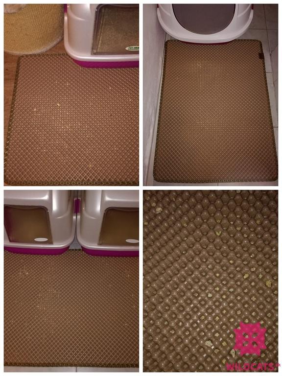 BlackHole Litter Mat
